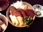 一乗寺チャーシュー丼1250円