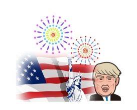 米独立記念日