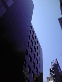 0513銀座三丁目の青空