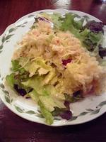 20100129栄庵サラダ