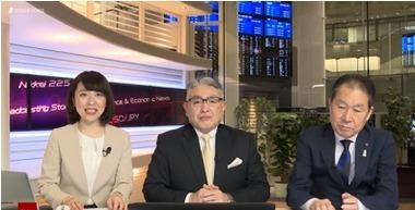20191118東京MXテレビ東京マーケットワイド�