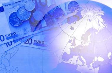 地球とユーロ