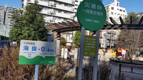 墨田区 防災公園