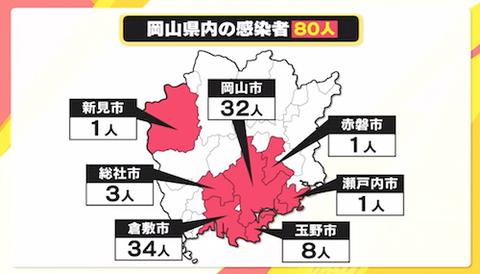 岡山 感染者 2021-01-10aaa