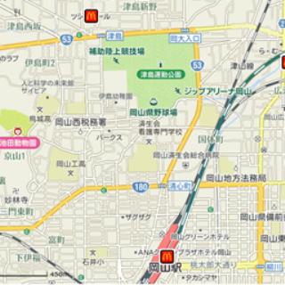 岡山 ポケモンGo とマクドナルド  イベント 家族 池田動物園
