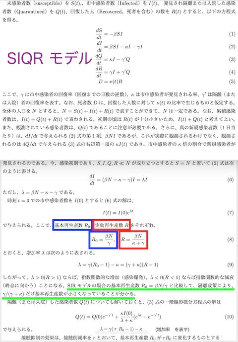 SIQR  モデル 700sss