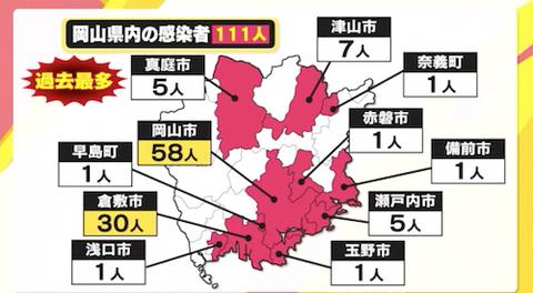 岡山感染者ss 2020-12-20