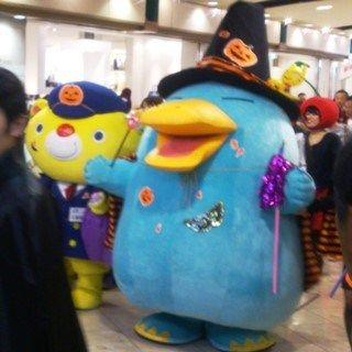 岡山駅前 一番街 ハロウィンパレード05