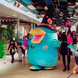 岡山 ハロウィン パレード 2016