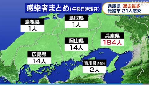 岡山 感染 2020-11-27 7.53.00