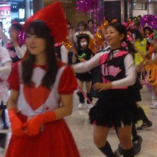岡山駅前 一番街 ハロウィンパレード03