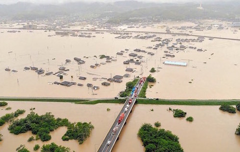 mabi 洪水