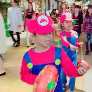 岡山 ハロウィン パレード 2016 aacc