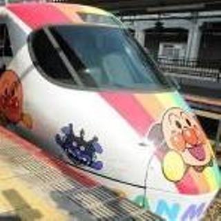 新型「アンパンマン列車」asa