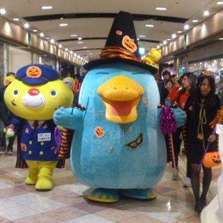 岡山駅前 一番街 ハロウィンパレード04