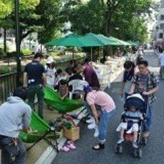 岡山 西川緑道公園