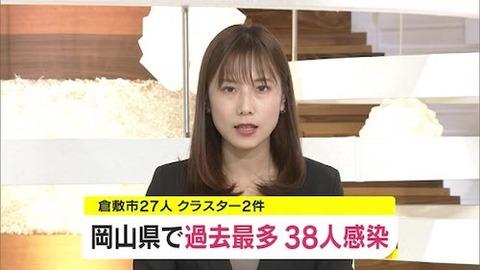 岡山県 最多38人