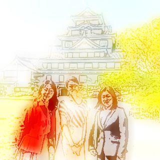 okayama 城