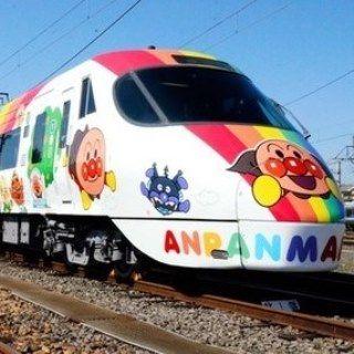 新型「アンパンマン列車」a