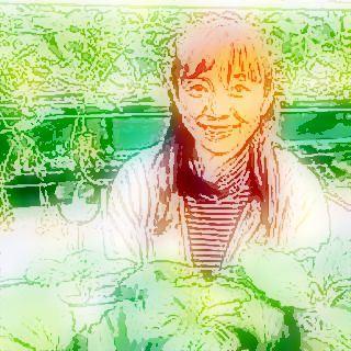 農業女子 スケッチ (1)