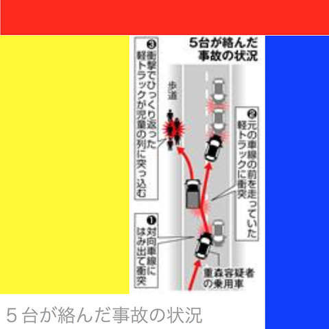 岡山 赤磐の事故 悲劇