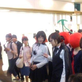 岡山駅前 一番街 ハロウィンパレード07
