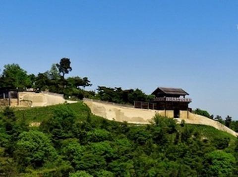 岡山 鬼ノ城
