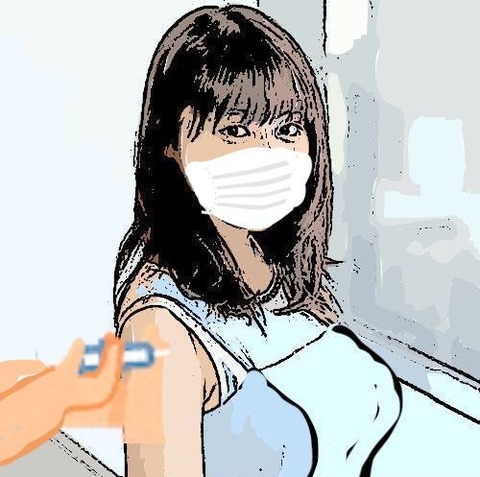 ワクチン 接種マスク