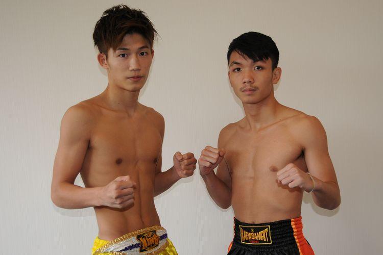 キックボクシング岡山ジム主催興行10月15日 第4回興行 公式計量結果コメント