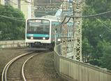 209系in桜木町