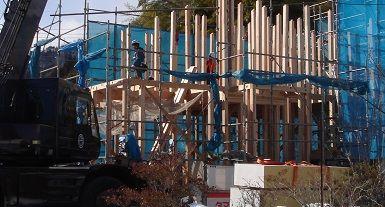 タマホーム 上棟 大工工事 儀式