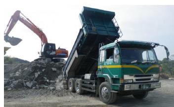 タマホームの基礎工事(土工)で発生する残土の処分方法と価格