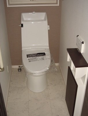 LIXILトイレ