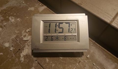 タマホーム 外気温