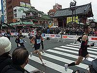 東京マラソンー1
