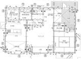 佐藤邸平面図1階1600