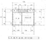 直井邸2階平面図