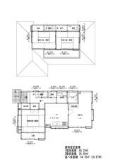 上新町中古住宅平面図