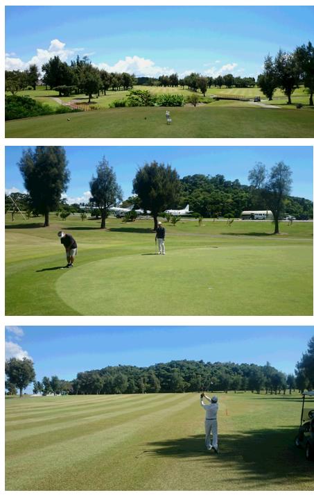 バニアンツリーゴルフコース