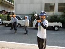 180718 山野草のエキ 報道 NHK取材  (3)