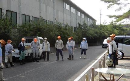 200805 山野草のエキ作業中 (3)