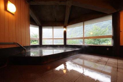 雙津峡温泉 憩の家  男湯