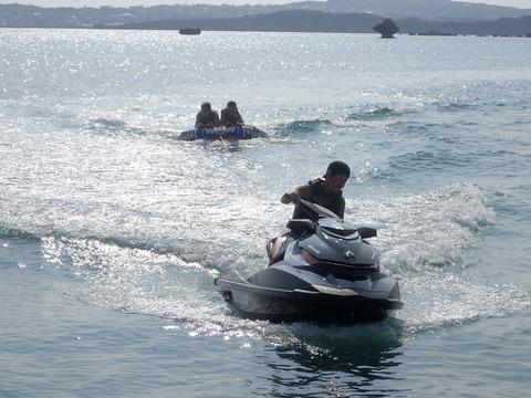 海上運動,暢遊方案