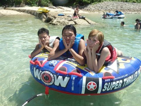 海上運動-暢遊方案