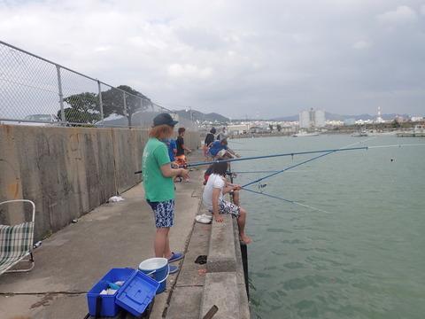 釣りです!!