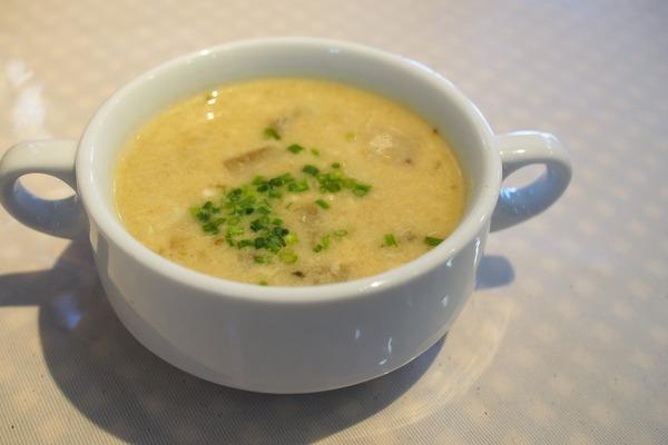 泡瀬フレンチ亭スープ