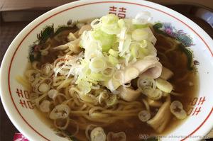 1809Aゆいゆい国頭_とり屋_Twie_チャーシュー麺