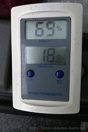 1702A温度計