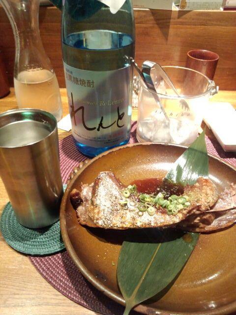 鯛カマの煮付け