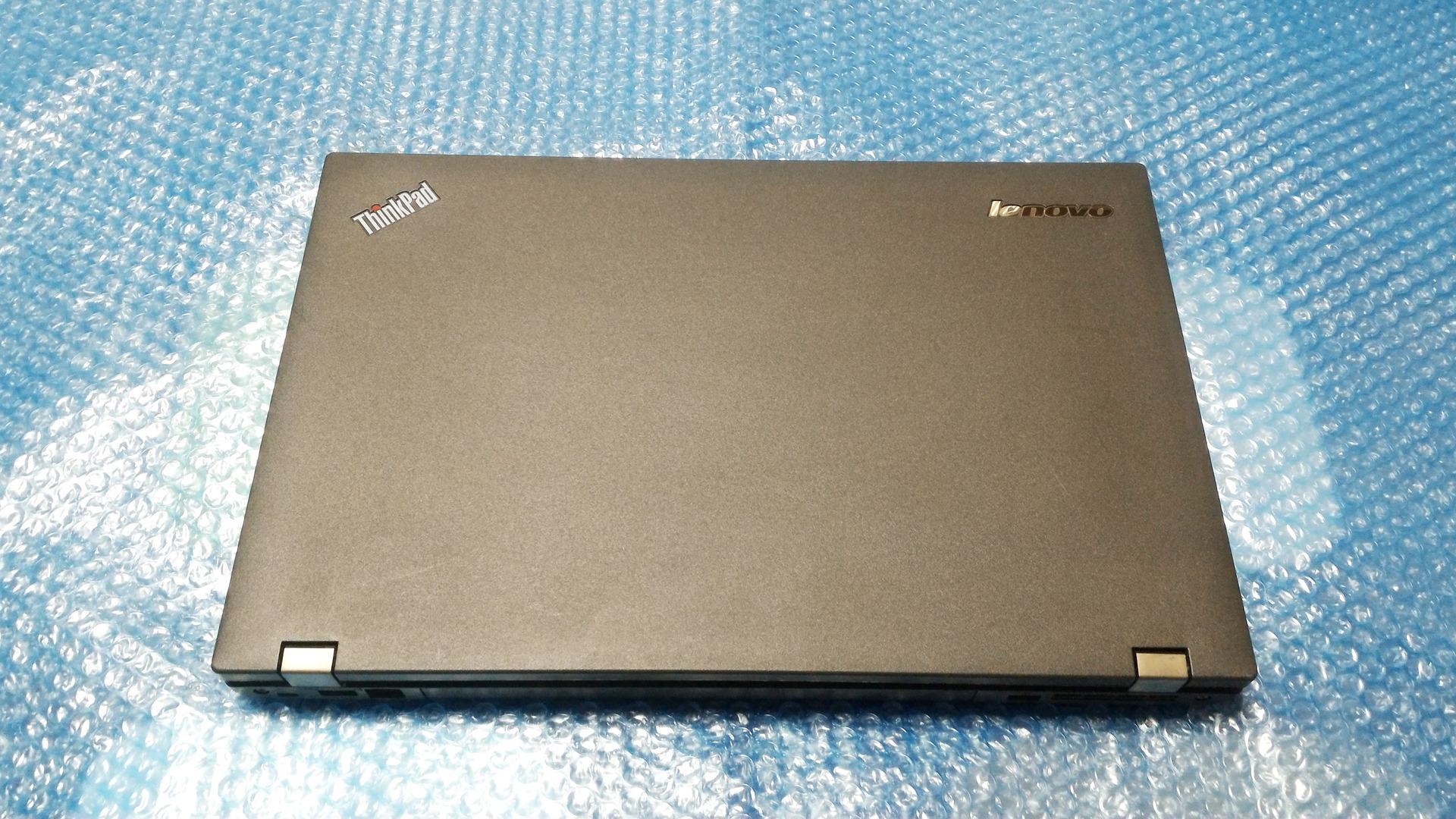 Thinkpad L540 Cpuをcore I7 4700mqへ交換 Lenovo製 ひまチュンの機械ブログ